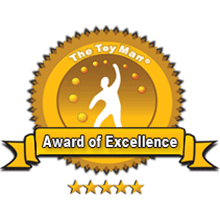 The Toy Man Award of Excellence
