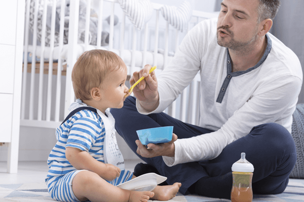 Are Millennial Dads More Active In Child Rearing?
