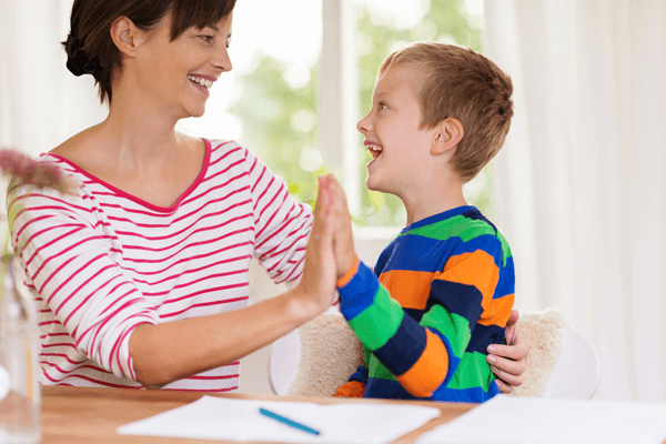 The Importance of Praising Your Child