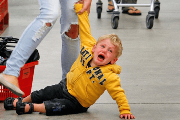 "What Your Child's ""Bad Behavior"" is Telling You"
