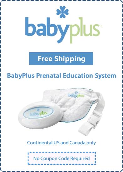 Baby Plus FREE Shipping Promo